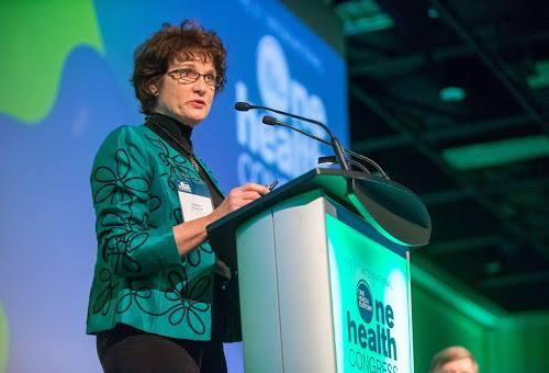 Cheryl Stroud, One Health Commission